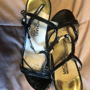 Michael by Michael Kors wedge heels